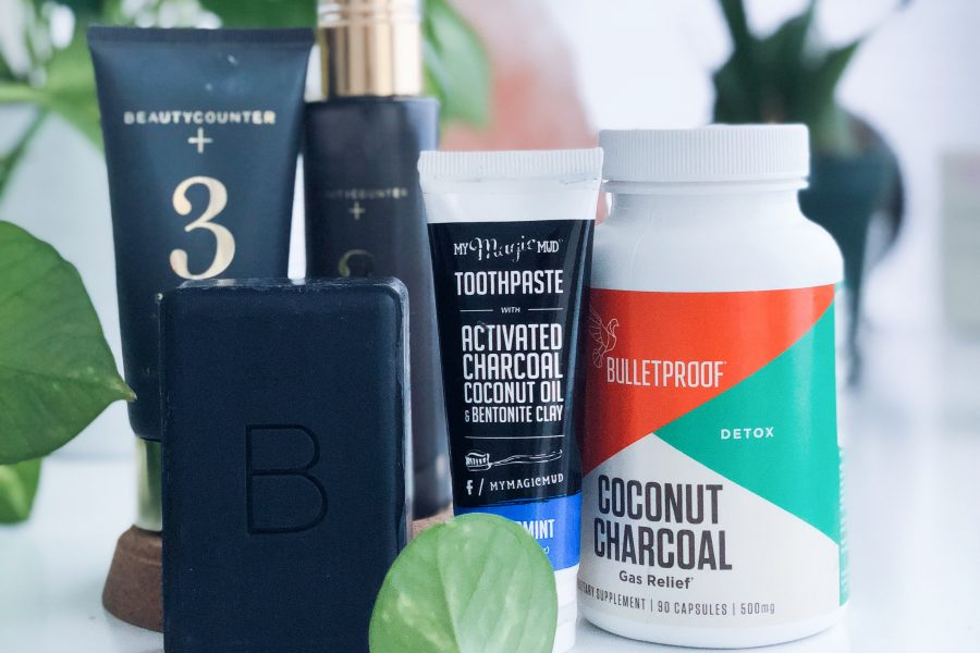 Five Favorite Charcoal Products for Daily Use