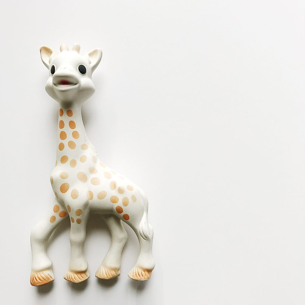Sophie the Giraffe Mold