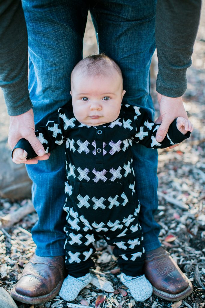 Minted Method Shop Modern Monochrome Baby