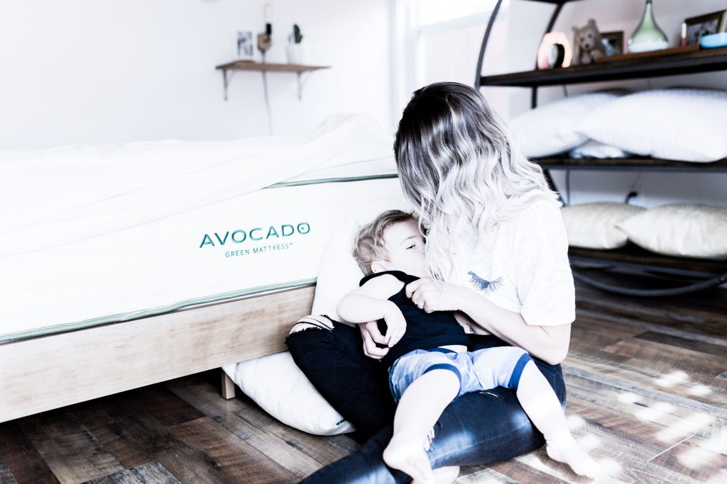 Avocado Green Non Toxic Mattress