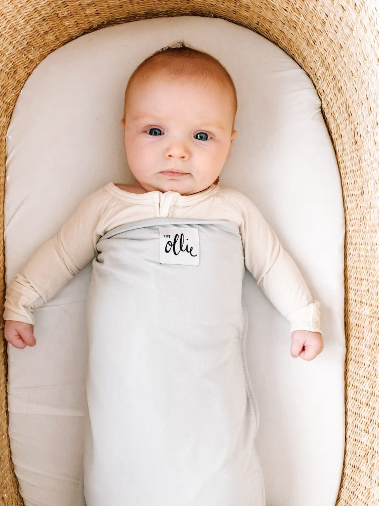 Ollie World Swaddle