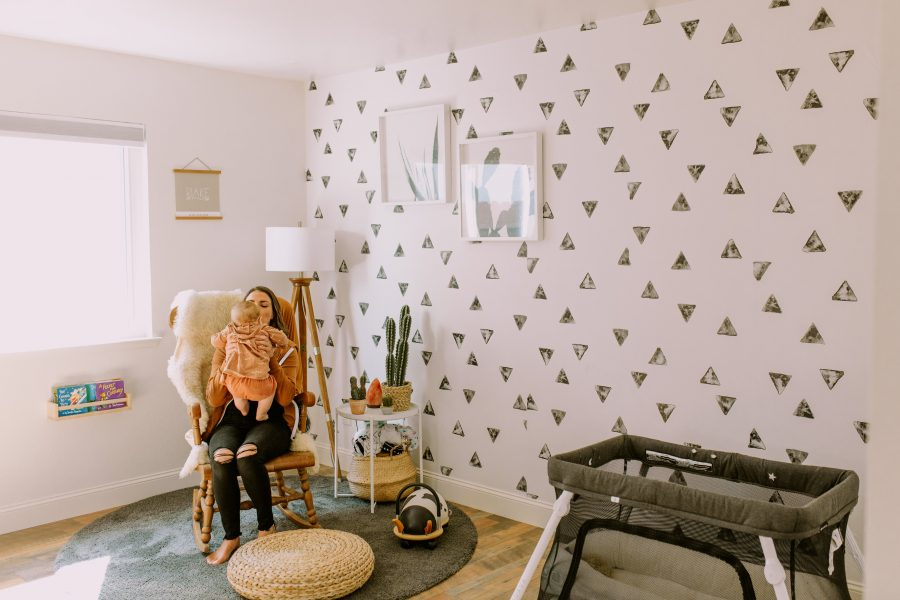 Rocky Mountain Decal Aztec Nursery