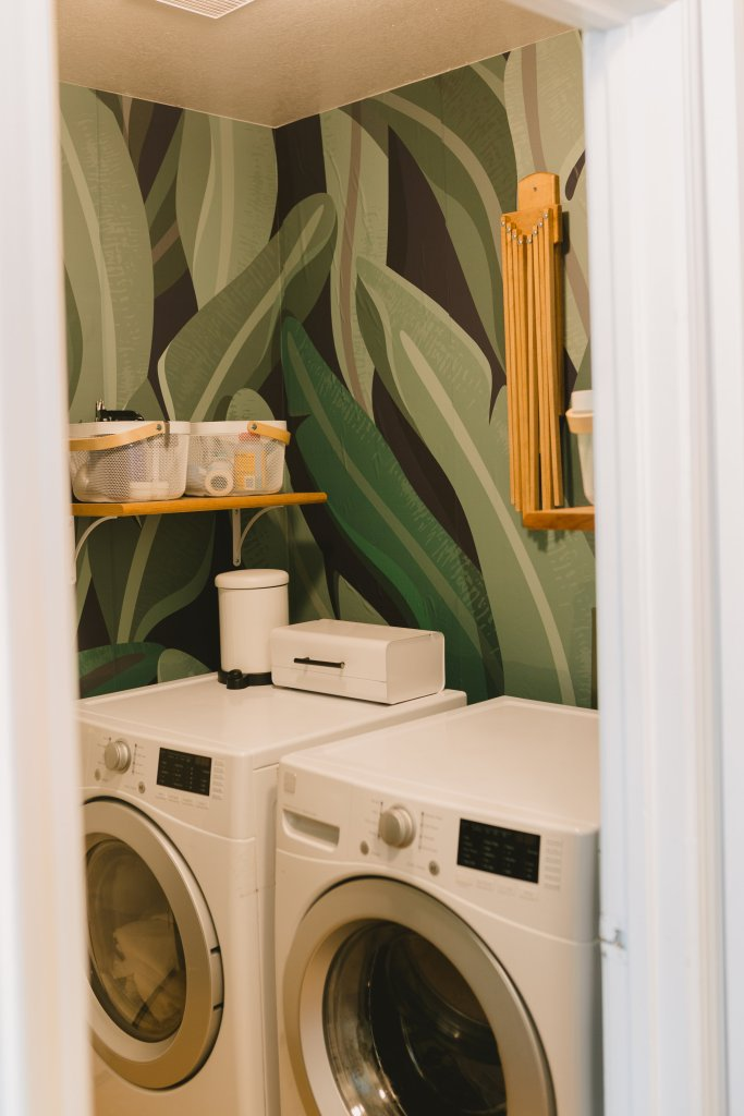 Refresh Your Laundry Room