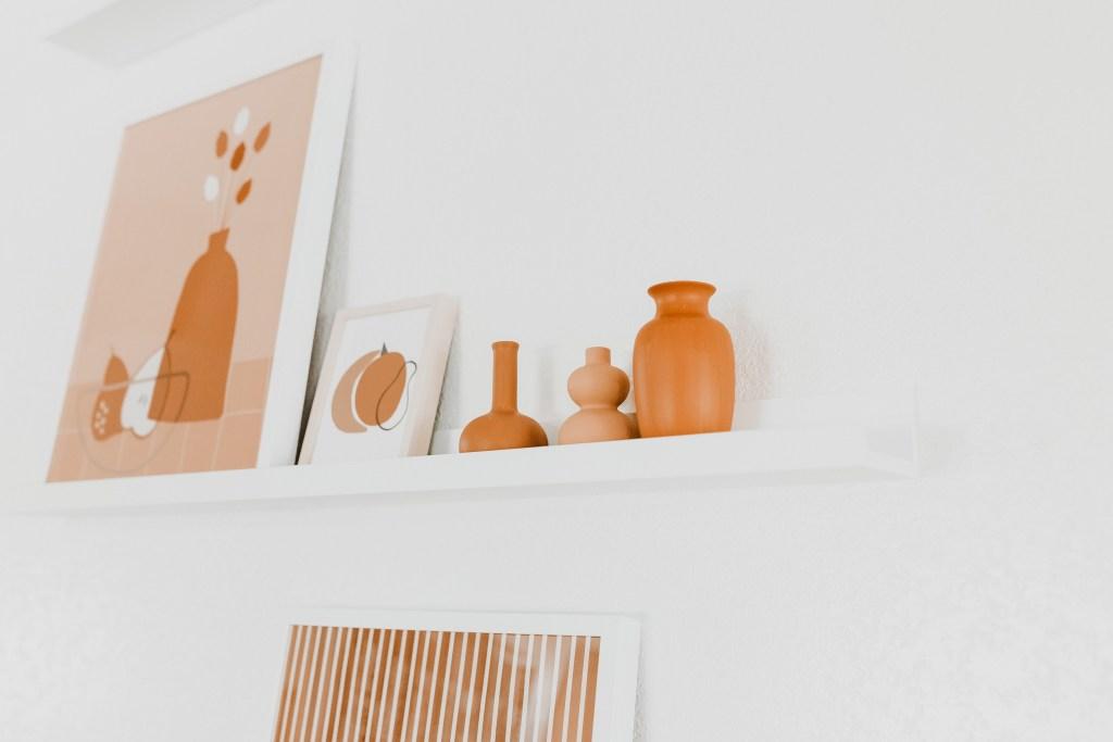 DIY Terra Cotta Vase
