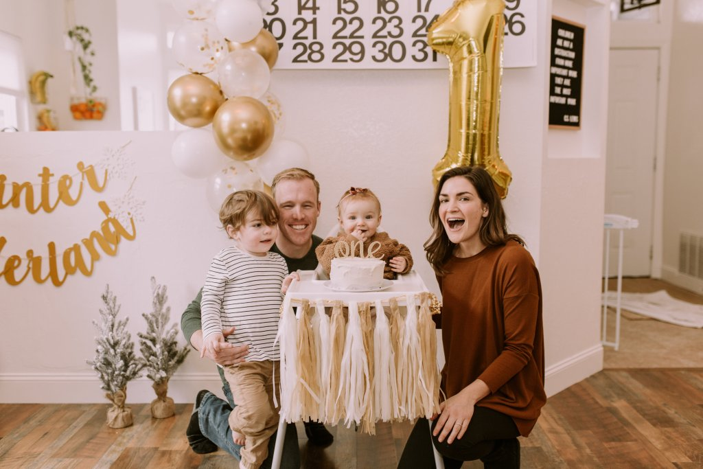 One Year Birthday PArty