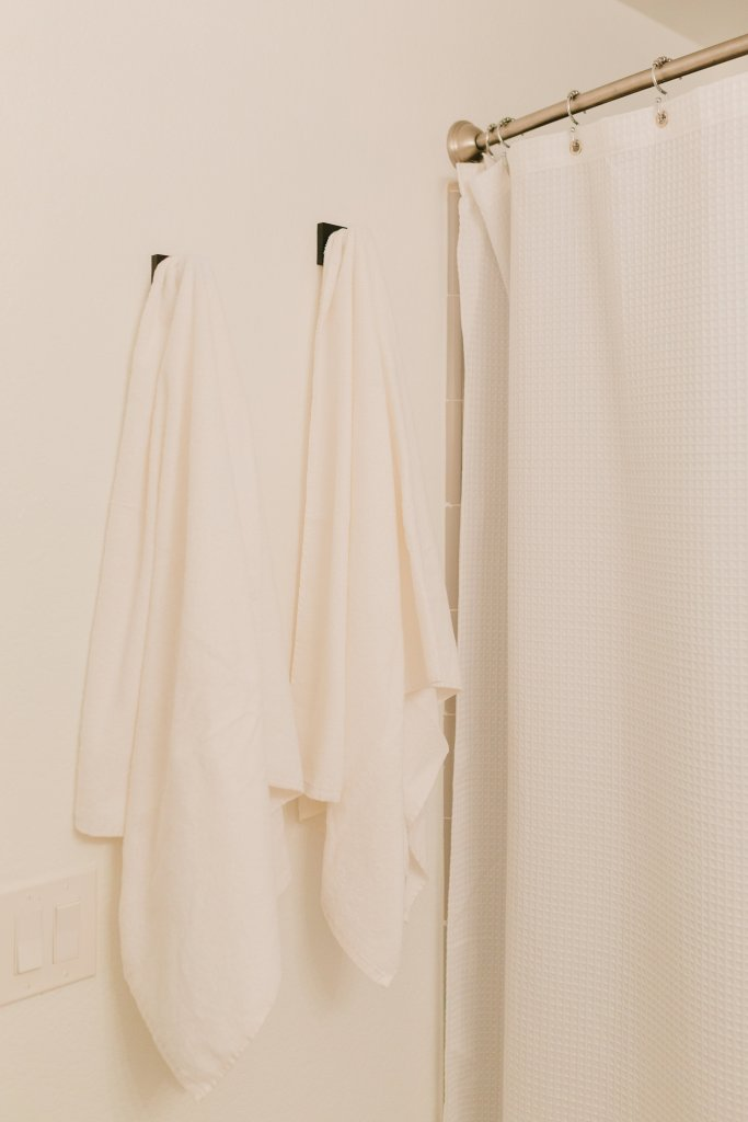 Matte Black Towel Hook